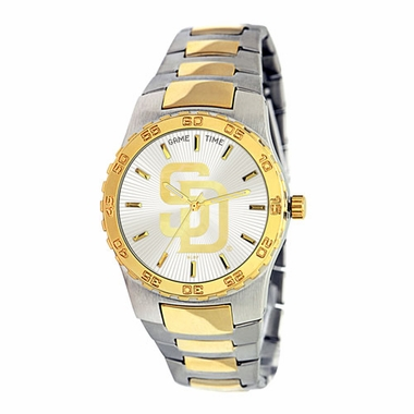 San Diego Padres Executive Mens Watch