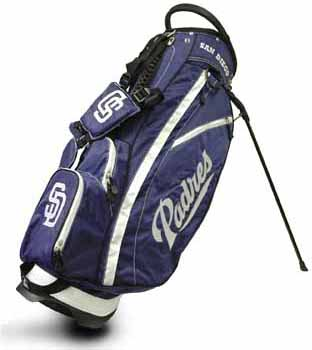 San Diego Padres Fairway Stand Bag