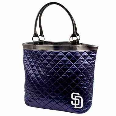 San Diego Padres Quilted Tote