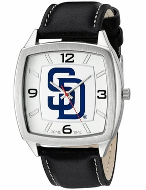 San Diego Padres Retro Mens Watch