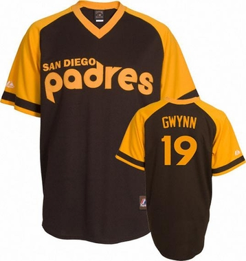 San Diego Padres Tony Gwynn Replica Throwback Jersey