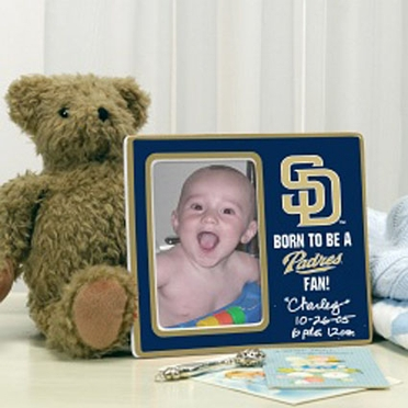 San Diego Padres Youth Picture Frame