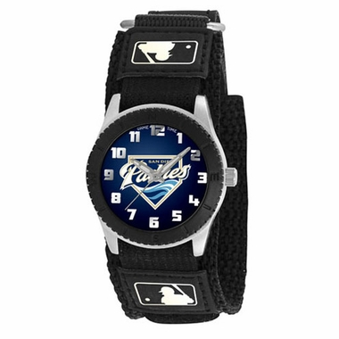 San Diego Padres Youth Rookie Watch (Black)
