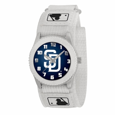 San Diego Padres Youth Rookie Watch (White)