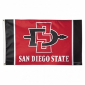 San Diego State Flags & Outdoors