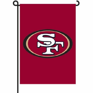 San Francisco 49ers 11x15 Garden Flag