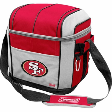 San Francisco 49ers 24 Can Soft Side Cooler