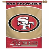 San Francisco 49ers Flags & Outdoors