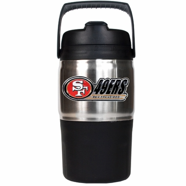 San Francisco 49ers 48oz Travel Jug