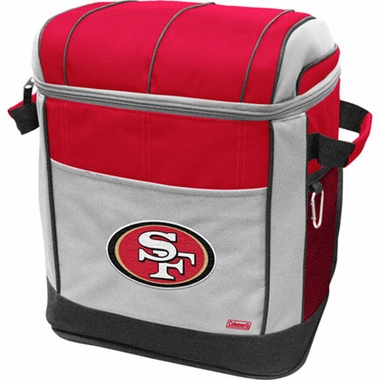 San Francisco 49ers 50 Can Soft Side Cooler