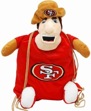 San Francisco 49ers Back Pack Pal