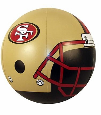 San Francisco 49ers Beach Ball