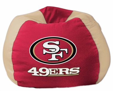 San Francisco 49ers Bean Bag Chair