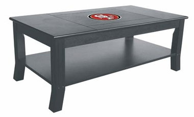 San Francisco 49ers Coffee Table