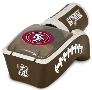 San Francisco 49ers Frost Boss Can Cooler
