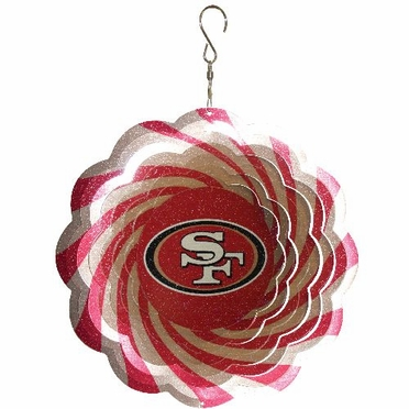 San Francisco 49ers Geo Spinner