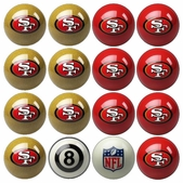 San Francisco 49ers Game Room