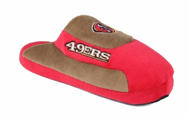 San Francisco 49ers Unisex Low Pro Slippers