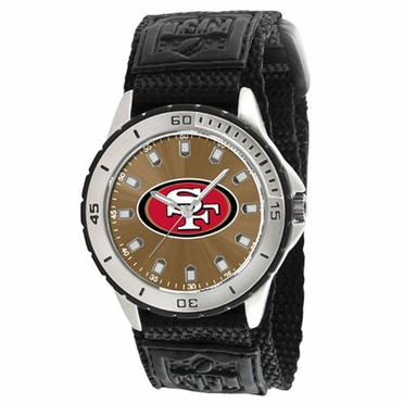 San Francisco 49ers Mens Veteran Watch