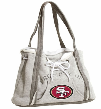 San Francisco 49ers Property of Hoody Purse