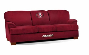 San Francisco 49ers First Team Sofa
