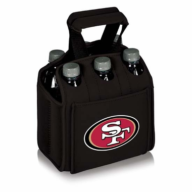 San Francisco 49ers Six Pack (Black)