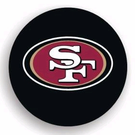 San Francisco 49ers Spare Tire Cover (Small Size)