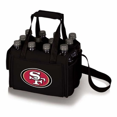 San Francisco 49ers Twelve Pack (Black)