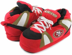 San Francisco 49ers UNISEX High-Top Slippers