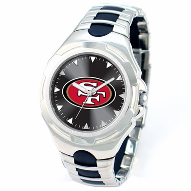 San Francisco 49ers Victory Mens Watch