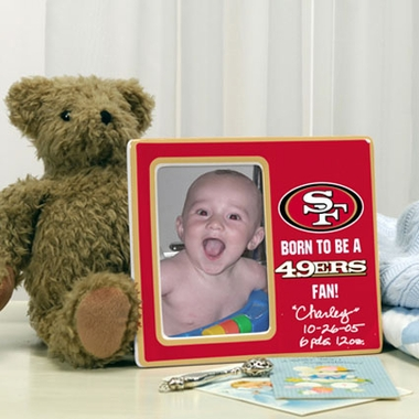 San Francisco 49ers Youth Picture Frame