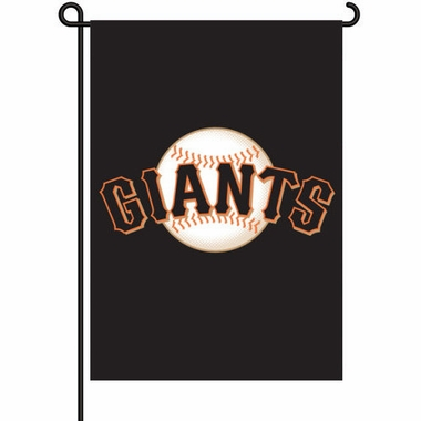 San Francisco Giants 11x15 Garden Flag