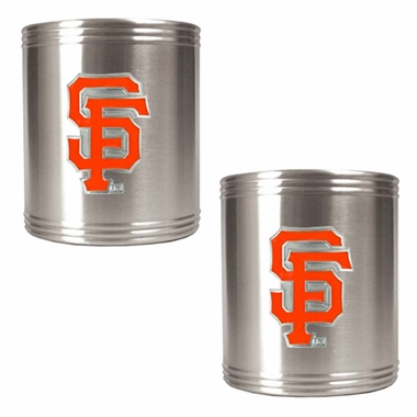 San Francisco Giants 2 Can Holder Set
