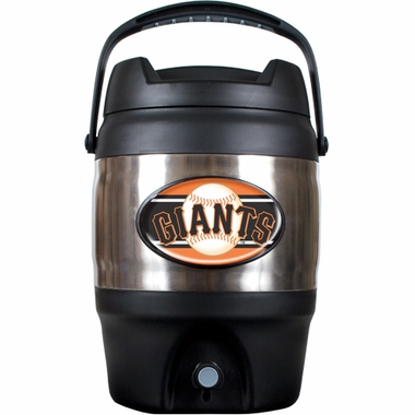 San Francisco Giants 3 Gallon Stainless Steel Jug