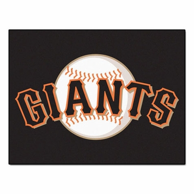 San Francisco Giants 34 x 45 Rug