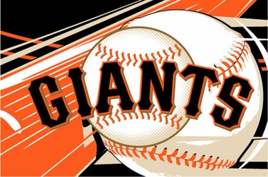 San Francisco Giants 40 x 60 Rug