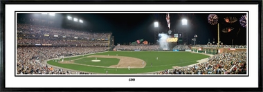 San Francisco Giants 600 Framed Panoramic Print