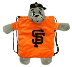 San Francisco Giants Backpack Pal