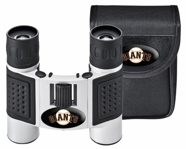 San Francisco Giants Binoculars and Case