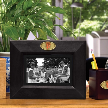 San Francisco Giants BLACK Landscape Picture Frame