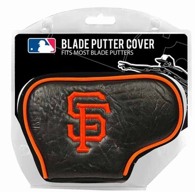 San Francisco Giants Blade Putter Cover