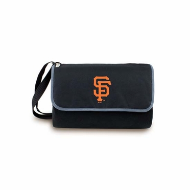 San Francisco Giants Blanket Tote (Black)