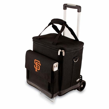 San Francisco Giants Cellar w/ Trolley (Black)