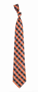 San Francisco Giants Check Poly Necktie