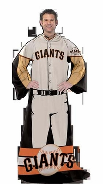 San Francisco Giants Comfy Wrap (Uniform)