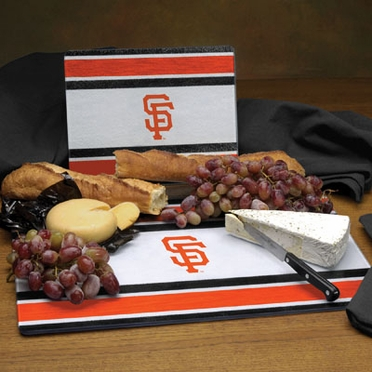 San Francisco Giants Cutting Board Set