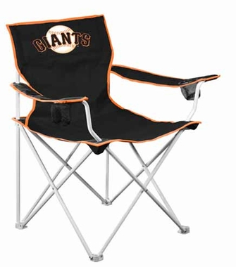 San Francisco Giants Deluxe Adult Folding Logo Chair