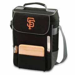 San Francisco Giants Duet Compact Picnic Tote (Black)