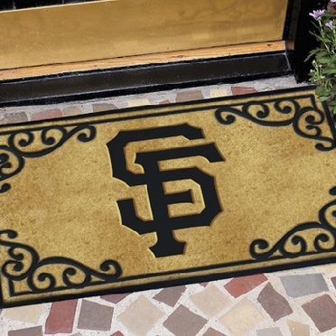 San Francisco Giants Exterior Door Mat