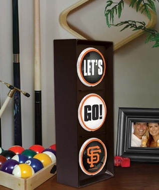 San Francisco Giants Flashing Stop Light